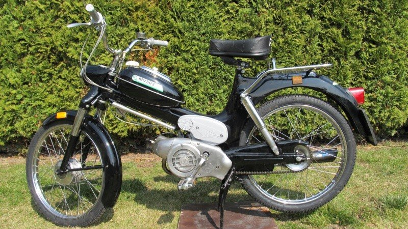 Moped Puch MS 50S